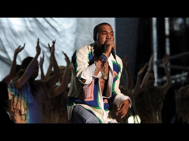【日本語字幕付き】【LIVE】カニエウェスト (Kanye West) / Power