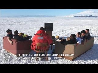 Антарктика: Год жизни на льду / Antarctica: A Year on Ice — Трейлер