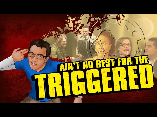 Ain't No Rest for the Triggered - Social Justice: The Musical