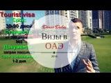 Визы в ОАЭ: Tourist visa, Resident visa, owner of the company, Investor visa, Husband and wife visa