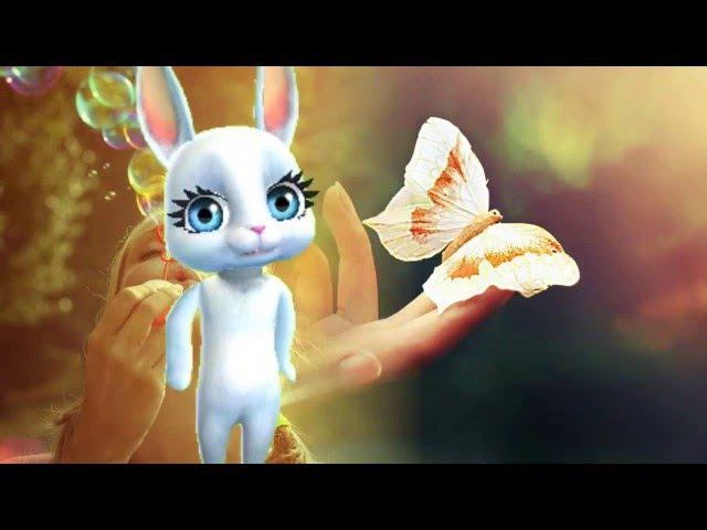 Zoobe Зайка Я тебе желаю счастья! Светлая песенка на день рождения!