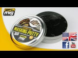 CAMOUFLAGE MASKING PUTTY HOW TO BY MIG JIMENEZ