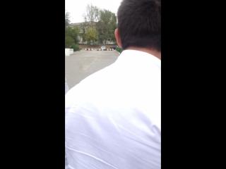 Шома Камень унижает аппарат в Кизляре