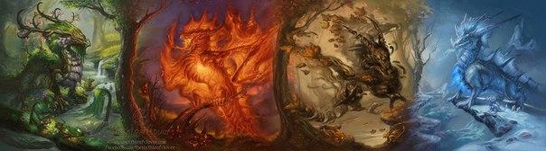 Драконы года