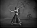 «Arhiva 18/1960 TV Leningrad, PREMIERA MONDIALA, OLGA MOISEEVA, Nikia La Bayadere».