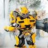 Роботы трансформеры на праздник, акцию, промо