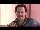 Johnny Depp James Bobin, Interview - Alice Through the Looking Glass - BBC Breakfast 2016 May 23