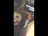 Video of Justin at a club in Calgary, AB