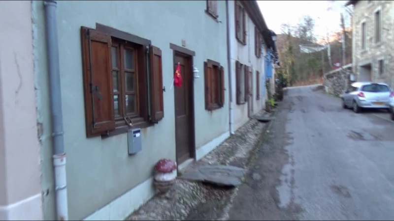 Деревня Монсегюр