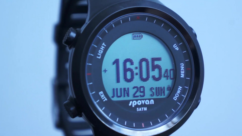 SPOVAN GL004 с GPS АнтиТестдрайв