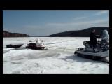 Такое могли сделать только в России! Снегоход Арктика 1500 (1)