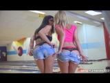 PornoStar ∞ Hanna Montada, Julia De Lucia lesbian, asslicking HD 720, all sex, ANAL, big ass две лесбиянки любят жесткий анал [7