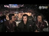 [CUT] 160214 Wu Yi Fan as a commentator on NBA Dunk Slam Contest @ Wu Yi Fan