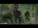 Взвод | Platoon (1986) Смерть Сержанта Элайаса Гродина | Samuel Barber - Adagio for Strings