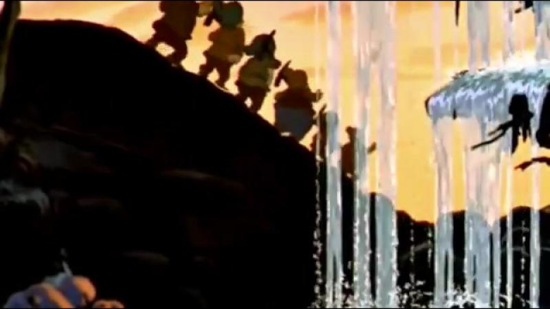 Белоснежка и Семь Гномов | Snow White and the Seven Dwarfs (1937) Песня Гномов (На Английском) | Heigh Ho