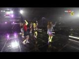 160114 Red Velvet - Intro + Dumb Dumb @ 2016 Seoul Music Awards