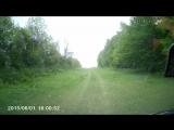 Тест відеореєстратора Novatek DVR GT300 Black вдень