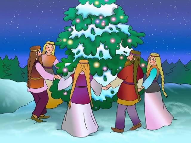 Веселое Новогоднее путешествие - (серия 13) (Уроки тетушки Совы)