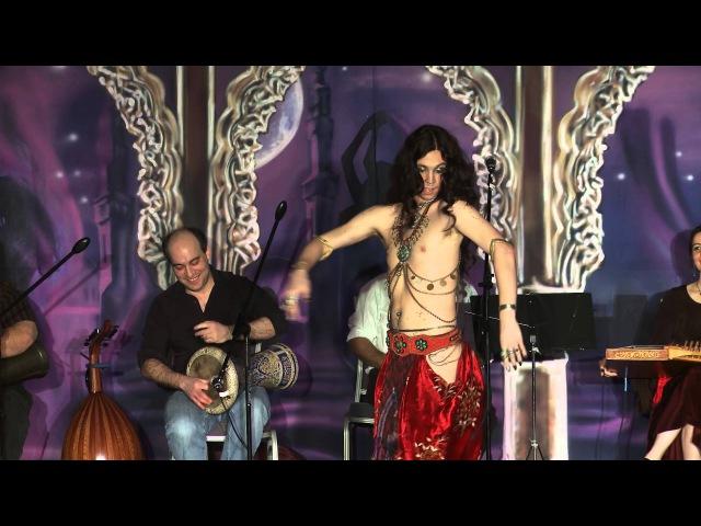 Bagoas Drum Solo with Carmine - Tribal Con 12