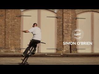 Colony BMX - Simon O'Brien 2016 Flatland