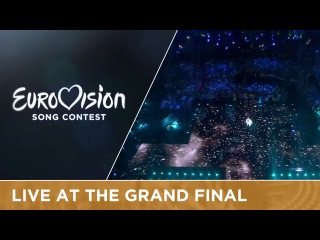 LIVE Donny Montell - I've Been Waiting For This Night (Lithuania) at the Grand Final