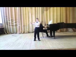 Вивальди. Концерт F-dur -1ч., Даргомыжский. Душечка-девица.