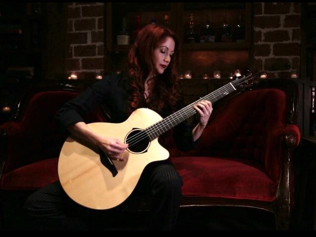 Minor Swing performed by Gretchen Menn