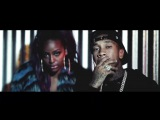 Justine Skye ft Tyga - Collide (Official Music Video)