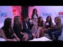 Fifth Harmony Interview (Y100 Jingle Ball)