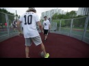 STREET MADNESS - PANNA FOOTBALL IN MOSCOW [RUSSIA]
