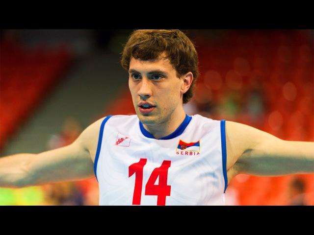 The best volleyball player - Aleksandar Atanasijević