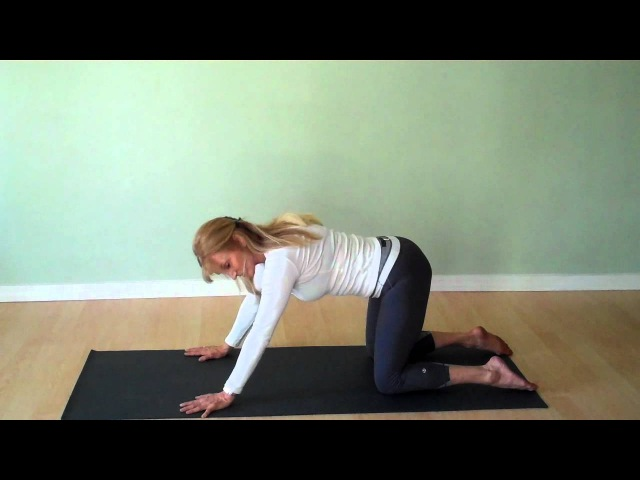 Yoga for Releasing the Psoas with Mimi Solaire
