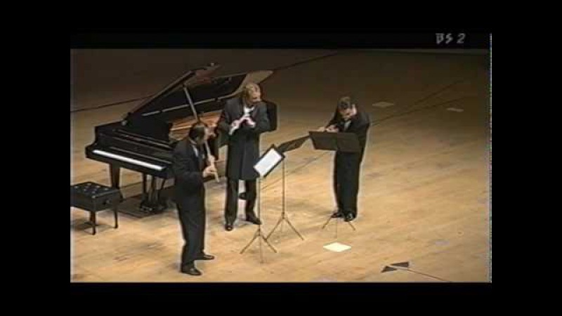 Flute Trio in G minor, Op. 13, No. 2 / Friedrich Kuhlau