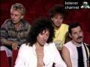 Интервью Queen перед выступлением на Live Aid (1985)