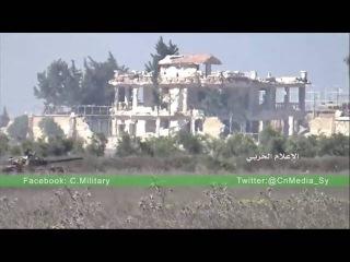 Syria: SAA/NDF Operations in The Al-Mallah Farms, N. Aleppo