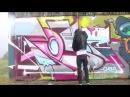Pose, Gauge Vizie – Live Graffiti Painting In Sweden
