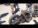 Redneck Rumble 2015 International Harvester Rat Bike Chopper
