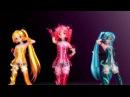 Аниме танец 3D № 3