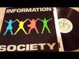 Information Society(1988) FULL Album HQ vinyl recording