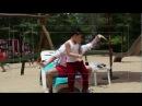 Как снимали клип Опа гангам стайл