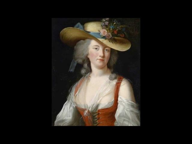 Французская художница Элизабет Виже-Лебрён