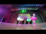 Отчётный концерт 2016 Qinetic 04 -- Элвин и бурундуки 2