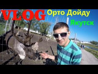 VLOG : Зоопарк Орто Дойду ( Якутск )