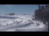 ТОП 5 ПОЕЗД VS СНЕГ /// TOP 5 MOST Locomotive Train Hits the Snow: Plow-Transformer
