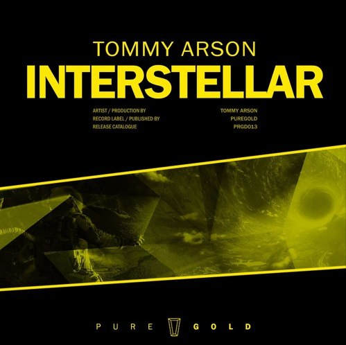 Tommy Arson - Interstellar (Original Mix)