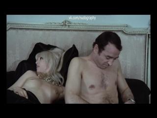 Милен Демонжо (Mylène Demongeot) - Жить надо с риском (Надо жить опасно,  Il faut vivre dangereusement, 1975, Клод Маковски)