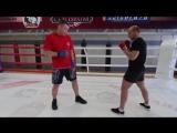 Передвижения на ногах в боксе — полезные упражнения. Урок Руслана Акумова по работе ног в боксе
