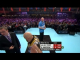 Vincent van der Voort vs Kyle Anderson (PDC World Matchplay 2016 Round 1)