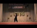 Отчетный концерт школы танца Новое Поколение.26.12.2015г.Грушина Настя-Восточный танец.Хореограф-Столярова Ольга.