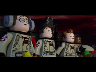 LEGO Dimensions GHOSTBUSTERS In Seven Minutes Or Less